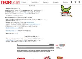 thorlabs.co.jp