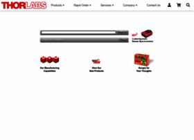 thorlabs.com