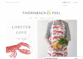 thornbackandpeel.co.uk