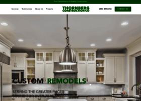 thornbergconstruction.com