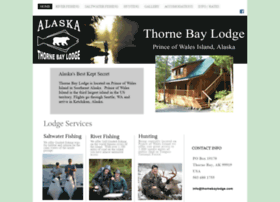 thornebaylodge.com