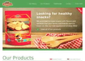 thornhillfarmsfoods.com