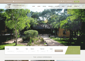 thornhillsafarilodge.com