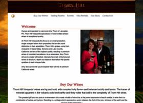thornhillvineyards.com