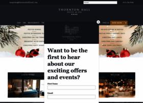 thorntonhallhotel.com