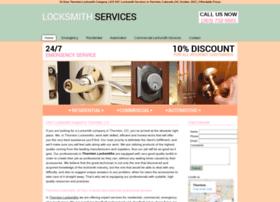 thorntonlocksmiths.biz
