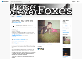 thosecleverfoxes.bandcamp.com