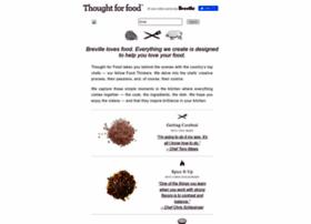 thoughtforfood.foodthinkers.com