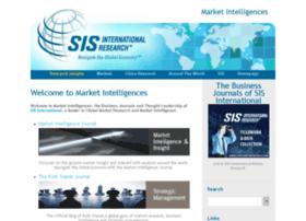 thoughtleadership.sismarketresearch.com