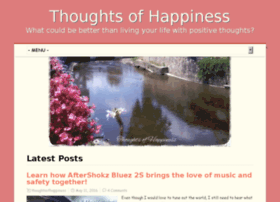 thoughtsofhappiness.com