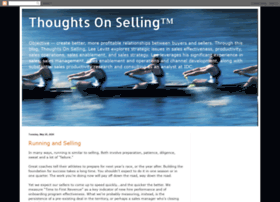 thoughtsonselling.com
