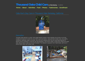 thousandoakschildcare.com