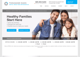thousandoaksdental.com