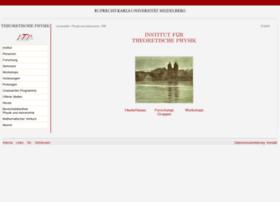 thphys.uni-heidelberg.de
