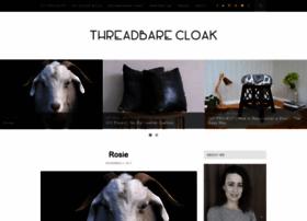 threadbarecloak.com