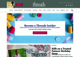 threadsmagazine.com