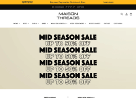 threadsmenswear.com