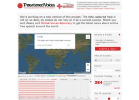 threatened.globalvoicesonline.org