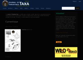 threatenedtaxa.org