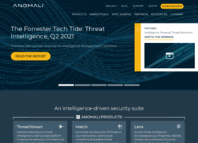 threatstream.com