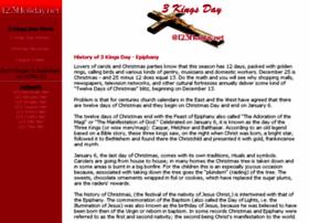 three-kings-day.123holiday.net