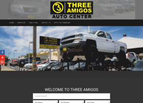 threeamigosautocenter.com