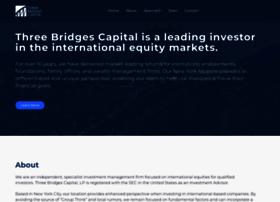threebridgescap.com