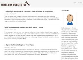 threedaywebsite101.com