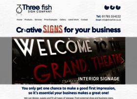 threefish.co.uk
