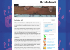 threekidsandi.wordpress.com
