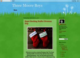 threemooreboys.blogspot.com