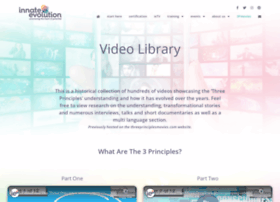 threeprinciplesmovies.com