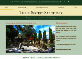 threesisterssanctuary.com