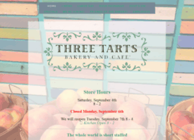 threetartsbakery.com