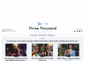 threethousand.com.au