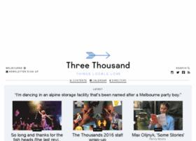 threethousand.com.au