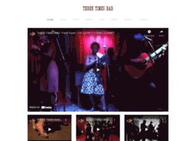 threetimesbad.com