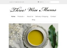 threewisemums.com