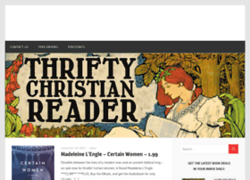 thriftychristianreader.com