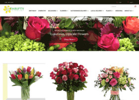 thriftyflorist.com