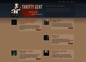 thriftygent.com