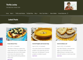 thriftylesley.com