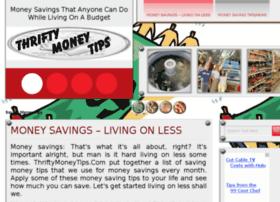 thriftymoneytips.com