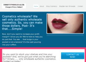thriftywholesaler.com