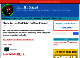 thriftyzizel.com