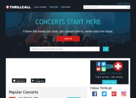 thrillcall.com