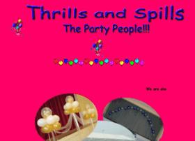 thrillsandspillsparty.co.uk