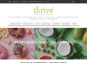 thrive-magazine.co.uk