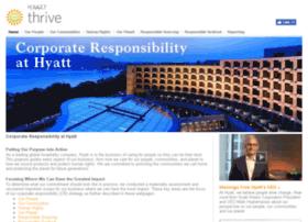 thrive.hyatt.com