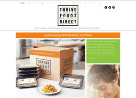 thrivefoodsdirect.com